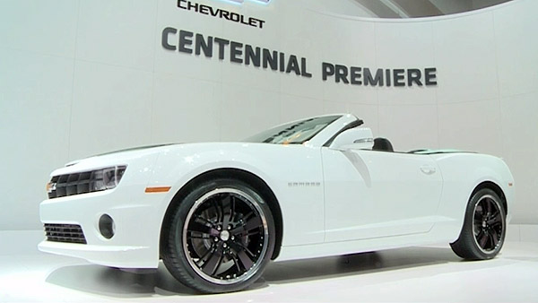 Chevrolet in Genf 2011