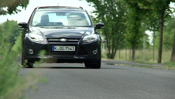 Ford Focus Turnier Auto-Videonews