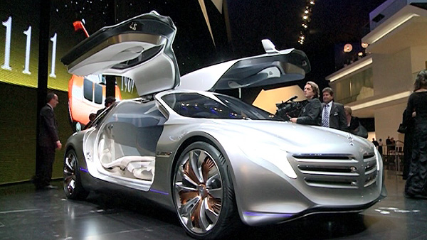 Mercedes-Benz F 125 IAA 2011