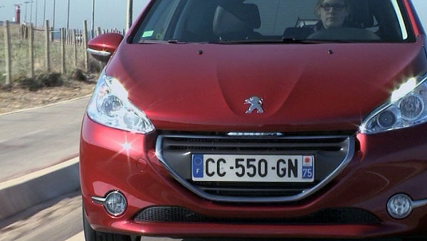 Peugeot 208 - in achter Generation