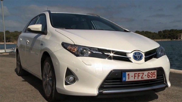Toyota Auris Touring Sports-Hybrid