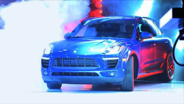 Porsche Macan Weltpremiere in Los Angeles
