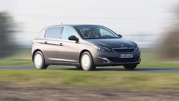 Peugeot 308 - Car of the Year