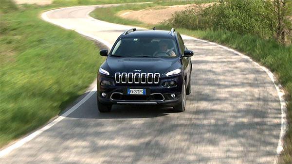 Jeep Cherokee in vierter Generation