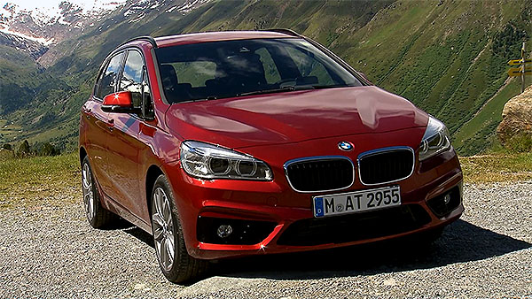 BMW 2er ActiveTourer