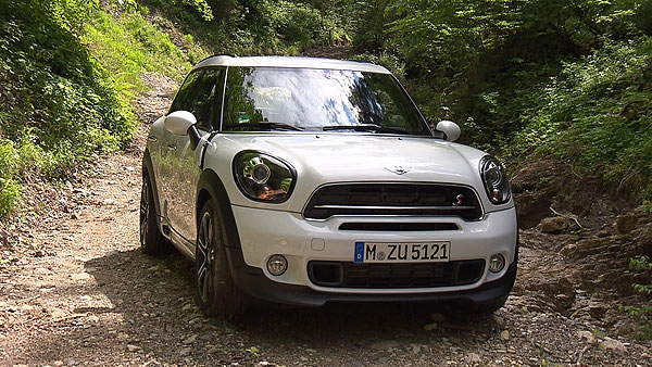 Mini Countryman SD JCW