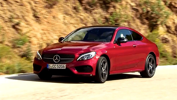 Mercedes-Benz C 300 Coupé