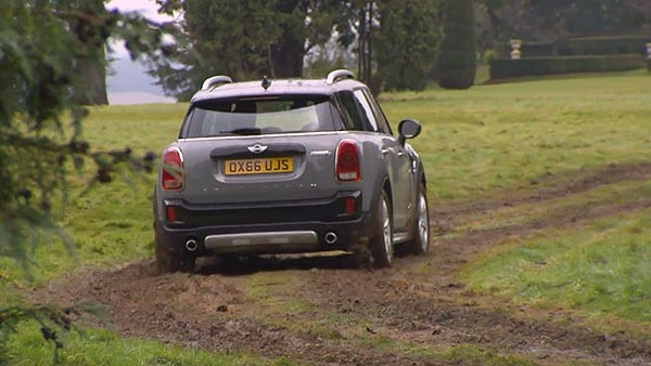 Mini Countryman - zweite Generation