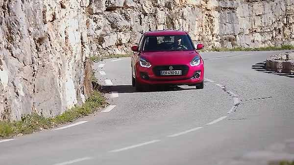 Suzuki Swift - Die 6. Generation