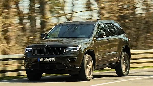 Jeep Flaggschiff: Grand Cherokee