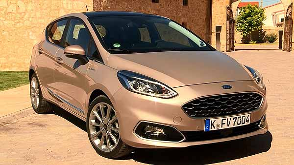 Ford Fiesta - Generation Acht