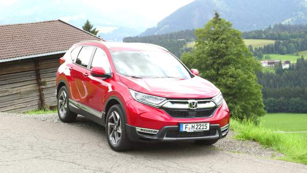 Honda CR-V - 5. Generation
