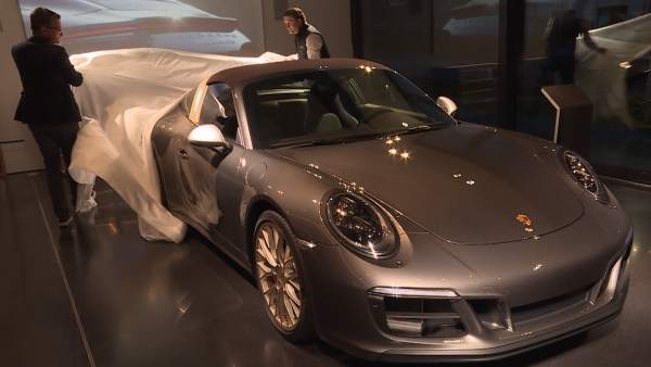 Porsche Exclusive Manufaktur Sylt