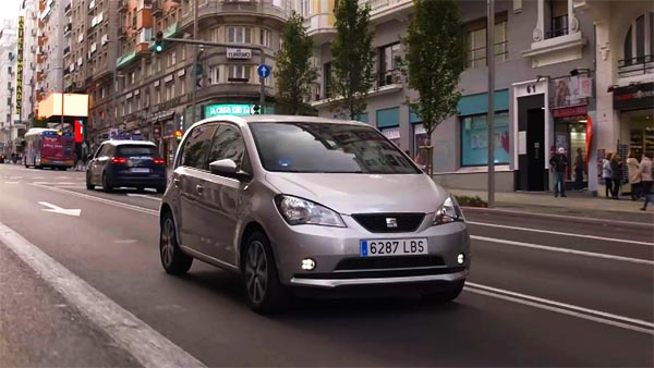 Gretas Choice - Seat Mii Electric