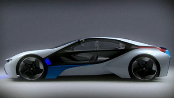 IAA - BMW Vision Efficent Dynamics