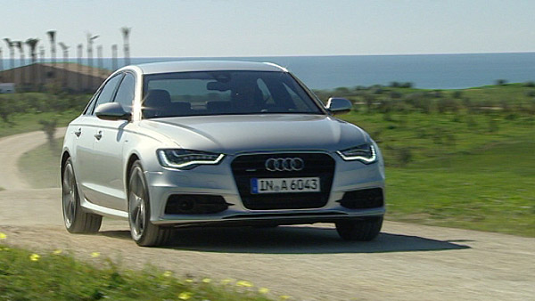 Audi A6 in siebter Generation